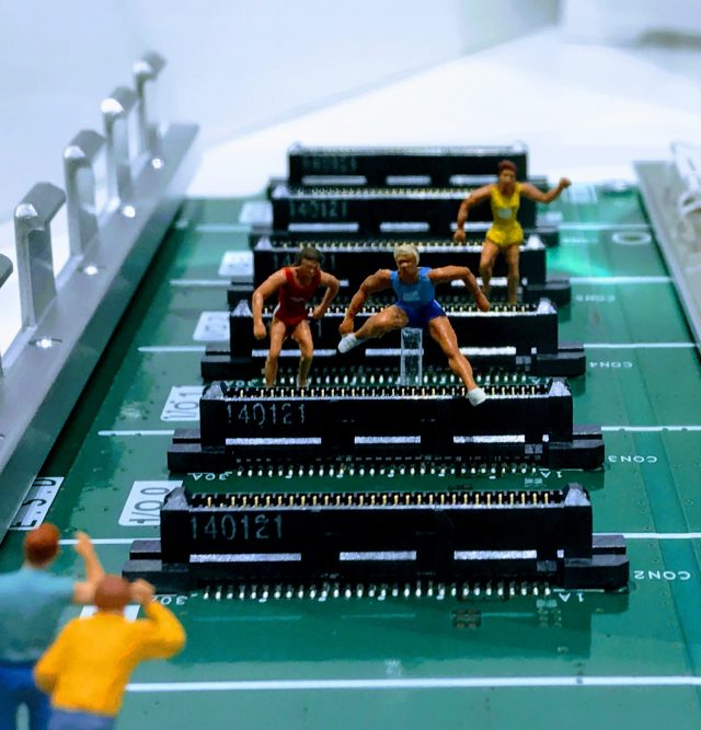 Hurdles of electronics board manufacturing